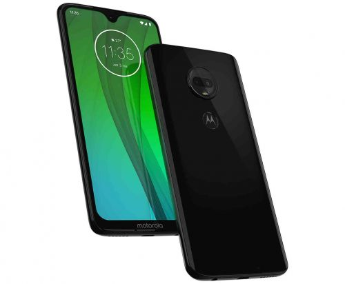 Moto G7 now available in the U.S. for $299