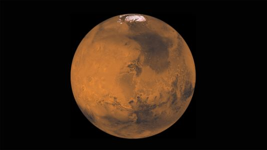 Here's what wind sounds like on Mars