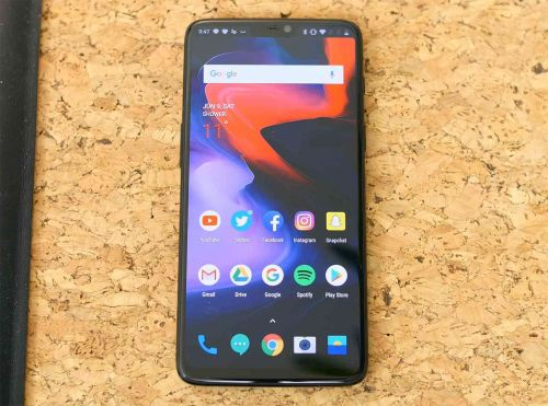 OnePlus 6, 5T, and 5 all receiving OxygenOS updates