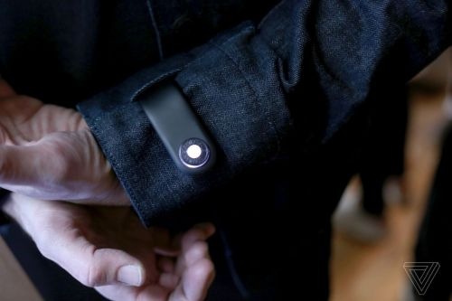 Google and Levi's smart jacket can now warn you if you're about to leave your phone behind