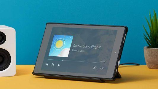 Amazon's Fire HD 8 and Fire HD 10 tablets can now act as a budget Echo Show