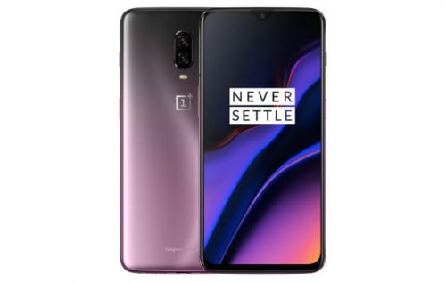 OnePlus 6T Thunder Purple available worldwide soon