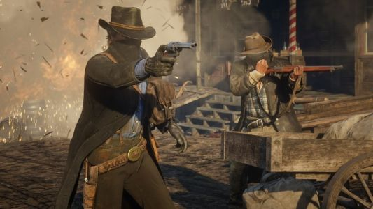 Rockstar reveals first details surrounding Red Dead Online and its beta