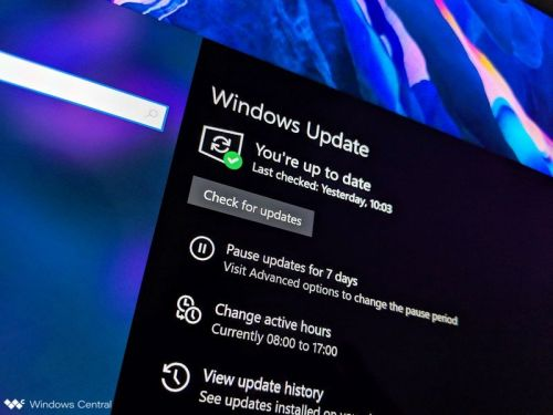 Windows 10 20H1 build 18936 is now rolling out now for Insiders