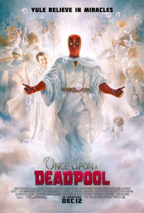 Why does the new PG-13 version of 'Deadpool 2' exist? 'It's a family movie. Also money.'