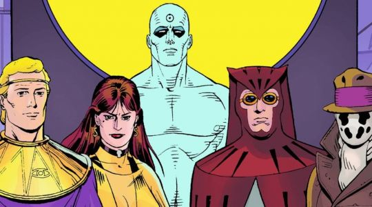 The Score For HBO's WATCHMEN Series Will Be Composed By Trent Reznor and Atticus Ross