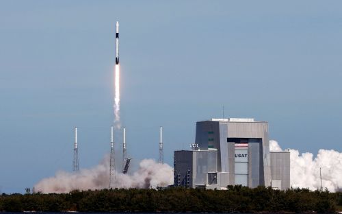 Four back-to-back satellite launches expected today in huge step for private space exploration