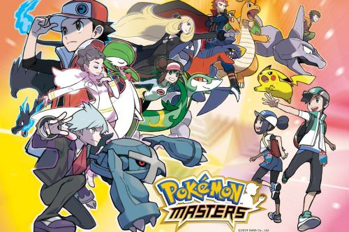 Pokémon Masters on mobile turns collecting pokémon into a microtransaction