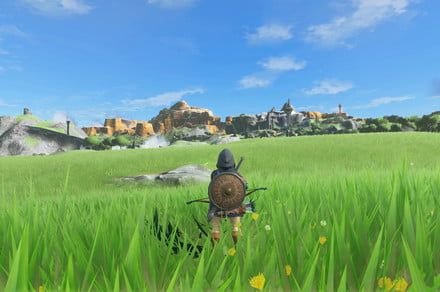 The best Breath of the Wild mods for PC