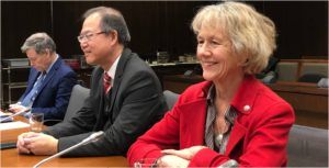 MP Joyce Murray appointed new Treasury Board President and Minister of Digital Government