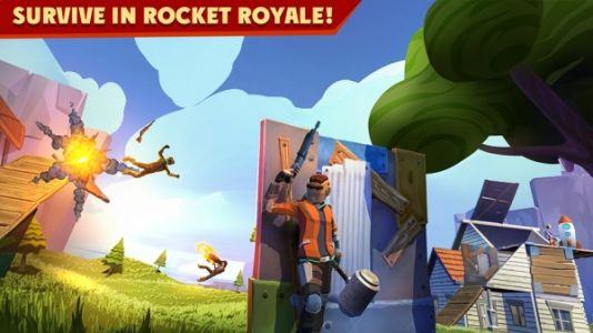 How Rocket Royale sets itself apart in the battle royale arena