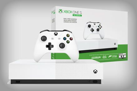 Ditch the discs: The Xbox One S All-Digital Edition is available for pre-order