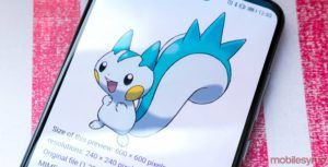 One of Pokémon Go's new monsters is exclusive to northern Canada