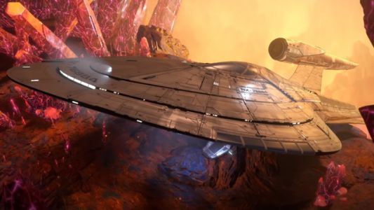 'Star Trek: Prodigy' Teaser Trailer Introduces a Crew and Mission