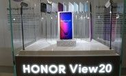 Honor teases the View 20 - its first phone with an in-screen camera