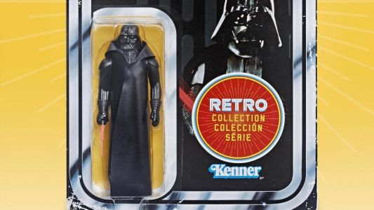 Hasbro Announces Retro Kenner-Style STAR WARS Action Figures