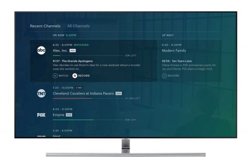 Hulu's new guide provides fast access to live TV