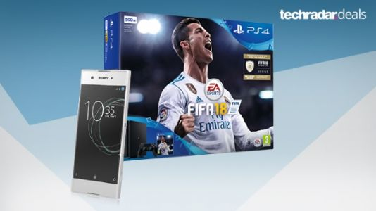Get a free Sony PS4 with Sony Xperia XZ mobile phone deals from Virgin Mobile