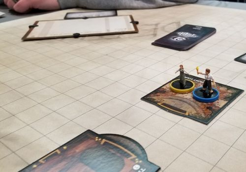 Build Your Own House on the Hill With BETRAYAL LEGACY