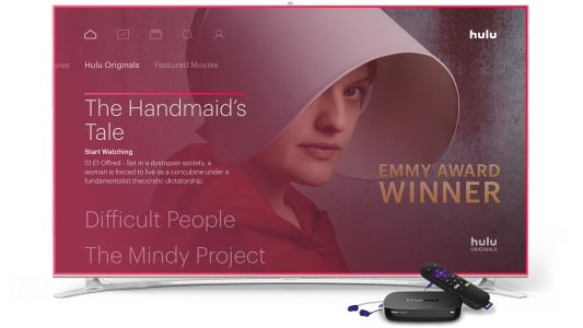 Hulu's Live TV service is now available on Roku devices