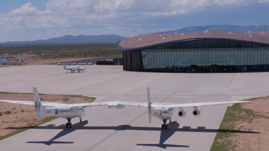 Virgin Galactic Opens 'Gateway to Space' for Tourist Launches at Spaceport America