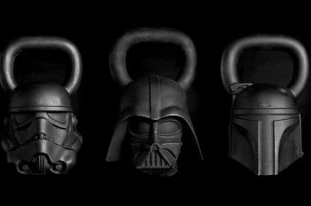 Begin your Jedi training with Star Wars fitness gear