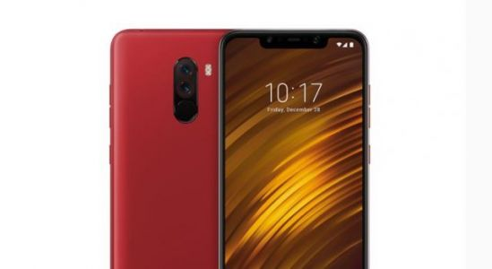Xiaomi Pocophone F1 Rosso Red Edition will arrive India on October 11
