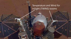 InSight Beams Back Daily Weather Reports From Mars