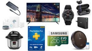 ET Deals: Up to 27 Percent Off Samsung EVO Select MicroSDXC Cards, Dell XPS 8930 for $700