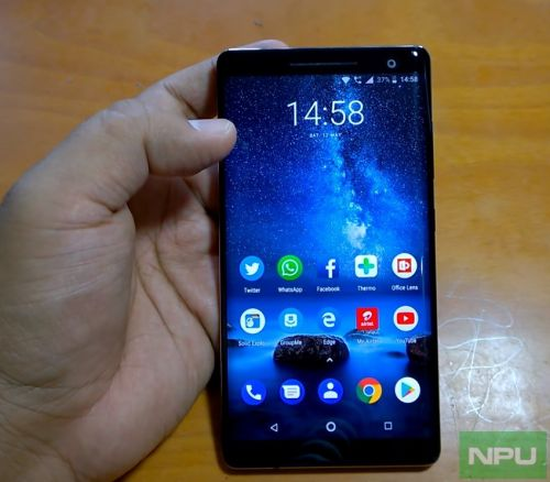 Nokia 8 Sirocco gets July Security update now. Updated list of markets