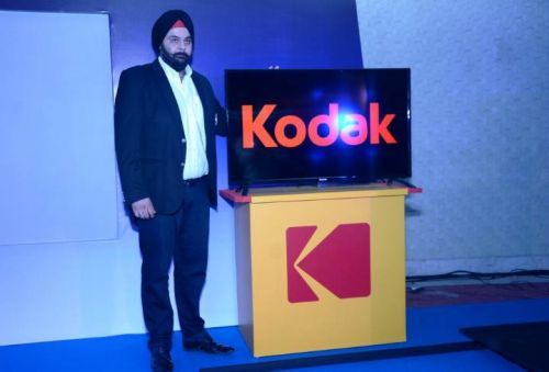 Kodak launches its Smart HD LED TV series in India at a starting price of Rs 13,500
