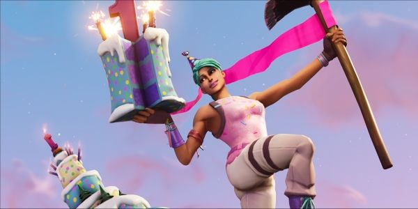 Fortnite Is Celebrating Its Birthday By Giving Gifts