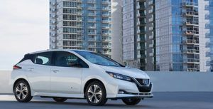 Here are electric vehicles you can test drive at the Canadian Auto Show this year