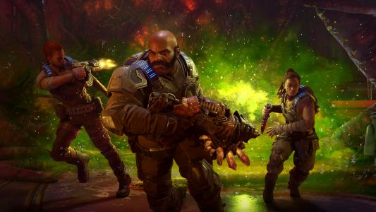 Gears 5 is the 'largest Gears to date', according to The Coalition
