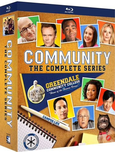 'Community' The Complete Series Blu-ray Box Set Coming This Fall
