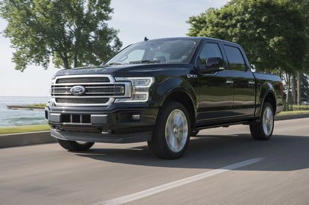 The Ford F-150 gets the Raptor's power for 2019