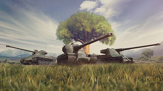Top of the Tree Halftime: AMX 50 B Line