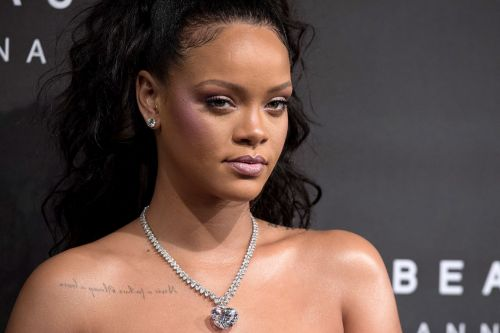 Rihanna condemns Snapchat for ad making light of domestic violence