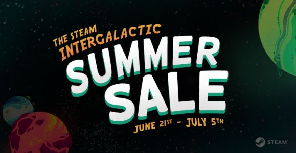 The Steam Intergalactic Summer Sale Starts Now!