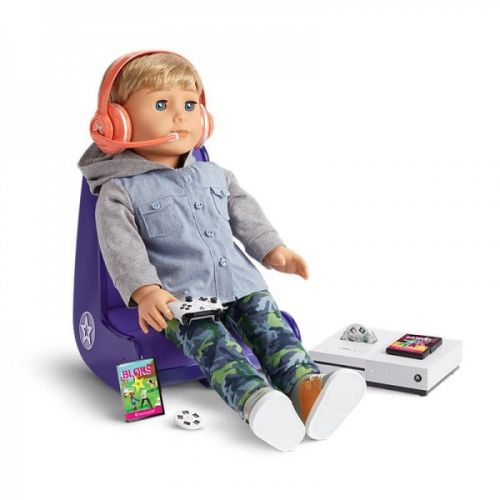 American Girl Xbox Gamer Doll Set Now Exists
