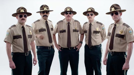 Watch The Cast Of SUPER TROOPERS Roast Each Other