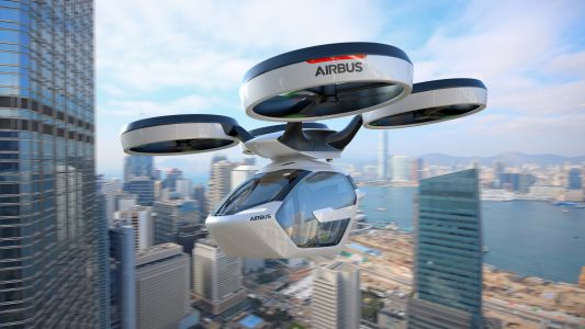 Here's what flying cars will actually look like