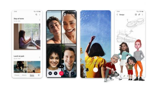 Samsung's One UI 3 brings Android 11 and other features to your Galaxy devices