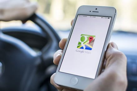 A Google Maps detour trapped 100 drivers on a muddy one-lane road