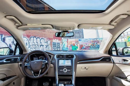 Ford dreams up a way to kill 'new car smell'