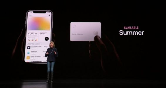 Apple announces Apple Card, a titanium credit card that aims to revolutionize payments