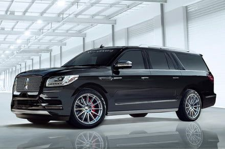 Hennessey turned the 2018 Lincoln Navigator into a 600-hp monster