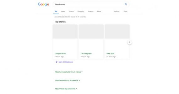 Here's what Google search results will look like when EU copyright laws kick in
