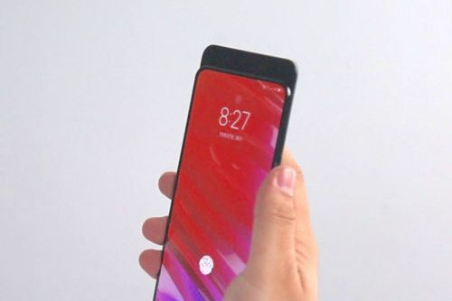 Lenovo's Z5 Pro is a cheaper take on the slider phone trend
