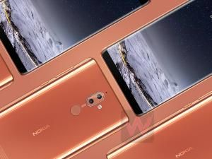 Nokia 9 Official-Looking Renders Show Edge-To-Edge Display